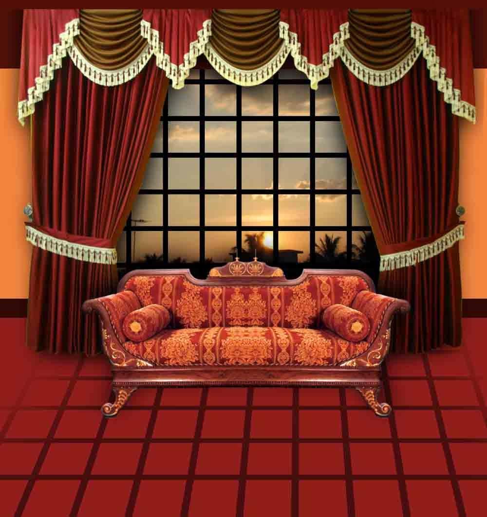 Curtain World Curtain Stitiching Works Palakkad Kerala