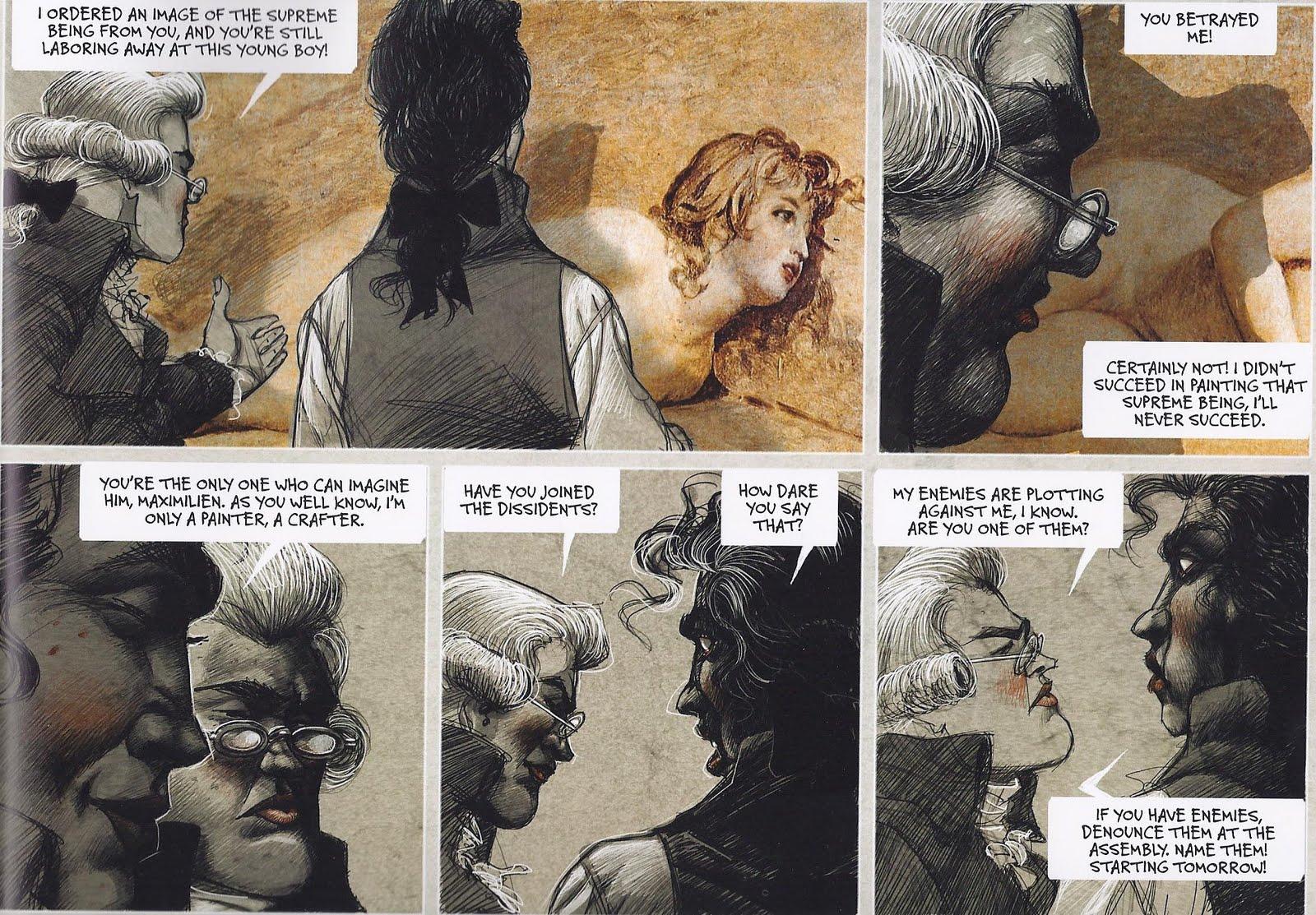 tegneserier for voksne erotisk kunst