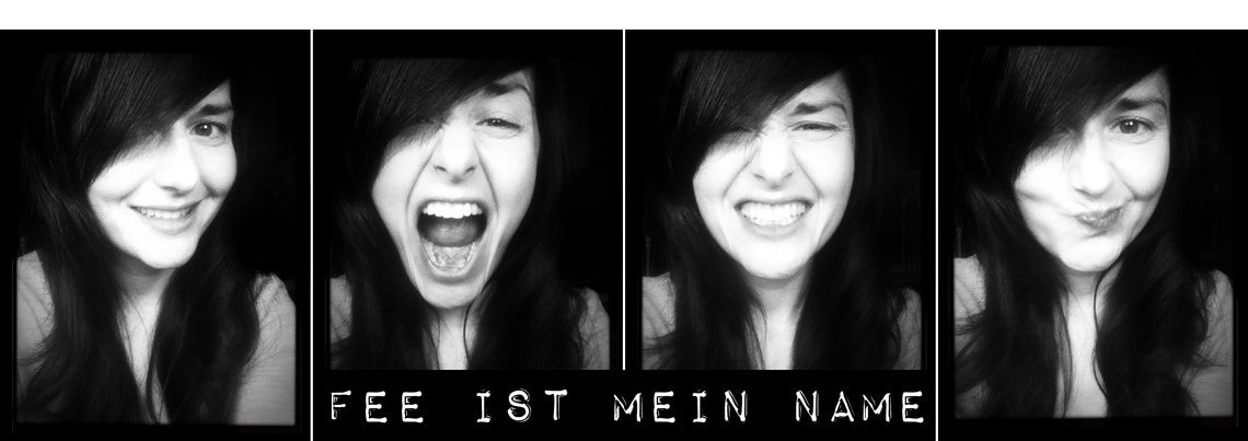 Fee ist mein Name