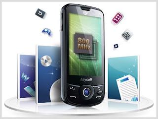 Spesifikasi Samsung i899 Terbaru 2011 Handphone CDMA Dengan OS Android