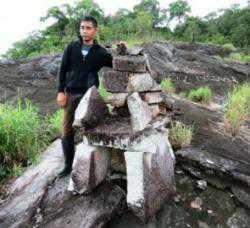 Kisah Misteri Kursi Batu yang Masih Misterius
