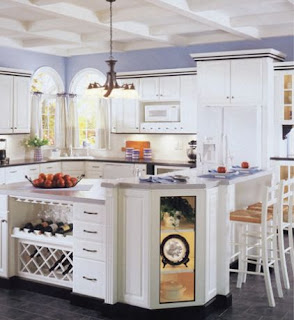 white kitchen cabinets pics