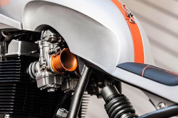 Laverda 3CL Cafe Racer | Laverda Cafe Racer | Laverda 3CL | Custom Laverda Cafe Racer | Custom Laverda | Custom bikes | Wolf Customs