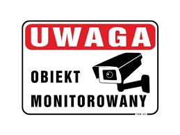 Monitoring klauzula informacyjna