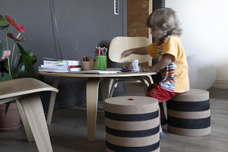 ecomobiliari de suro per nens
