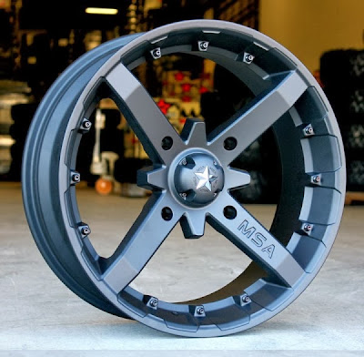 M23 Battle UTV WHeel
