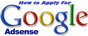 How to apply for Google adsense account