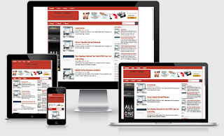 Template Blog SEO Friendly untuk Google Adsense