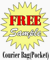 FREE Sample Courier bag