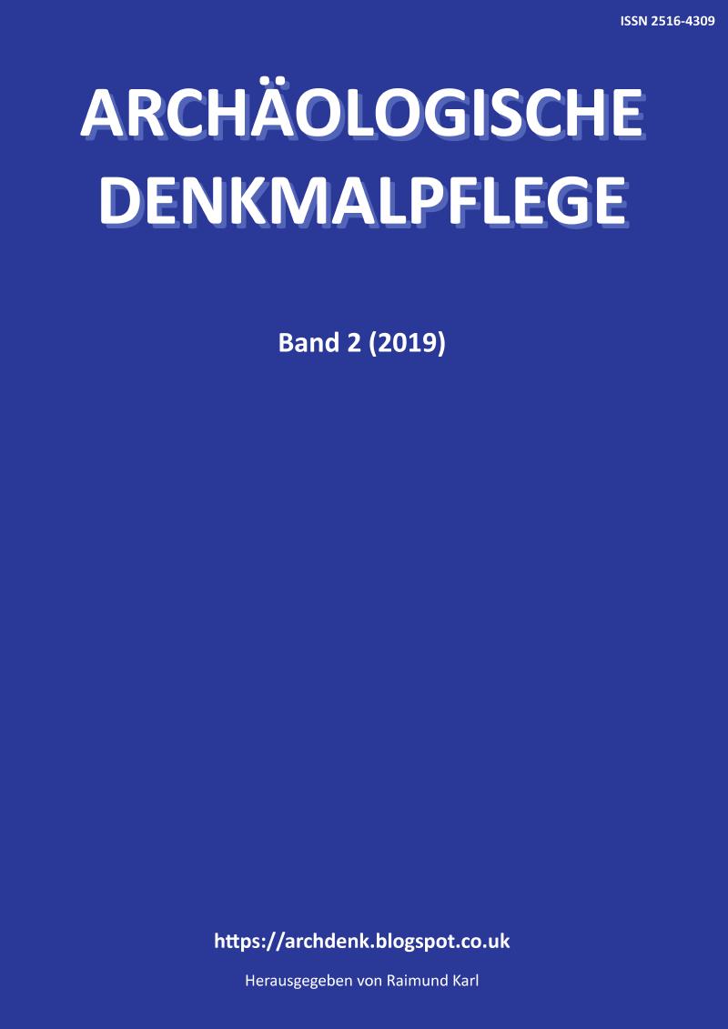 Archäologische Denkmalpflege 2 (2019)