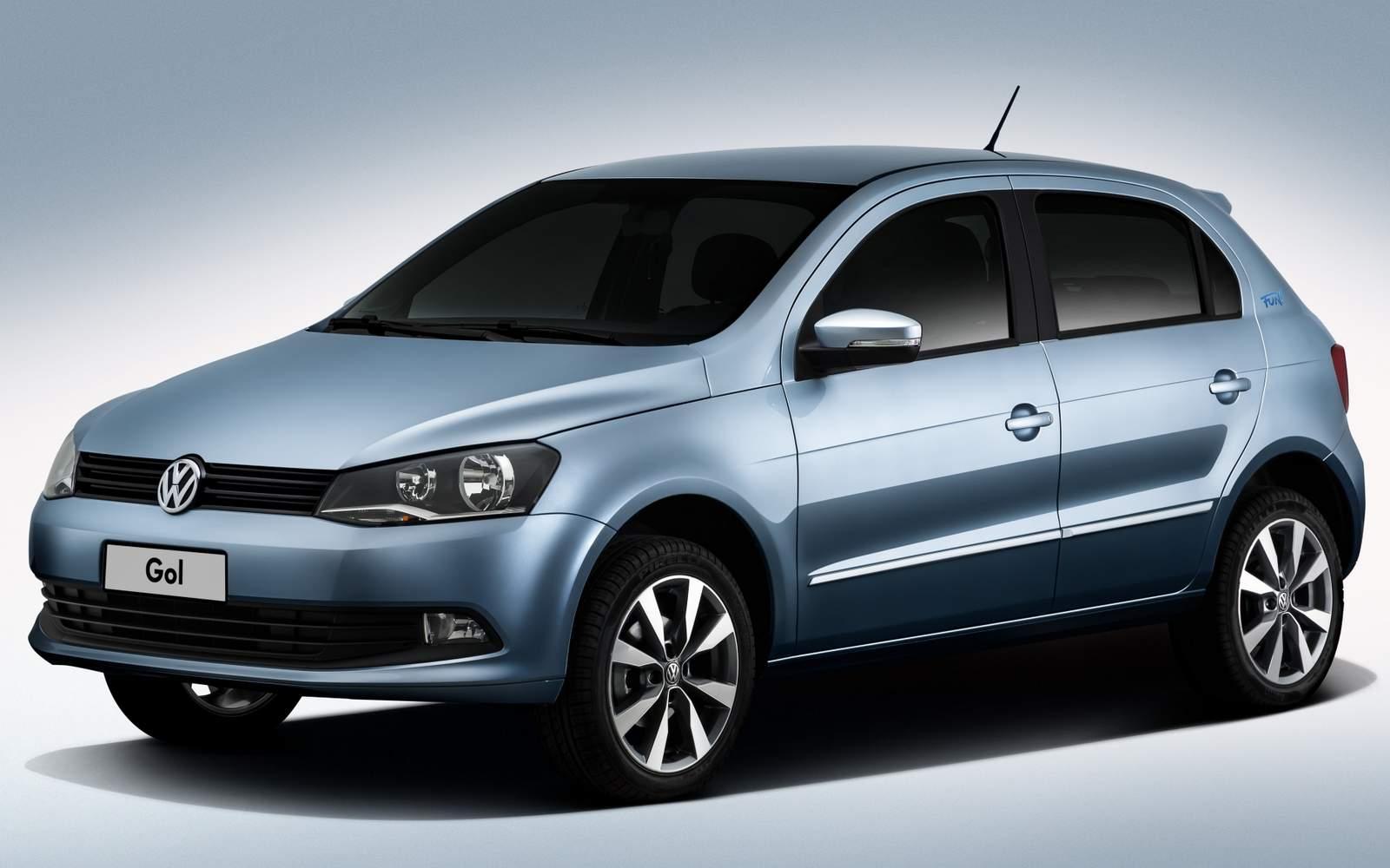 Novo VW Gol G6 2015 - Comfortline
