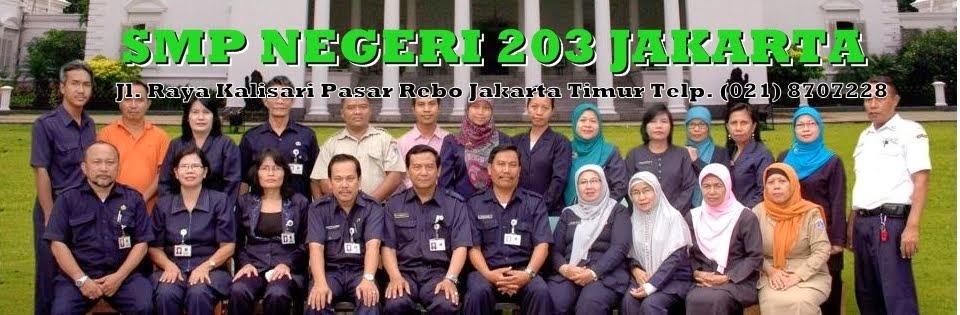 SMP Negeri 203 Jakarta