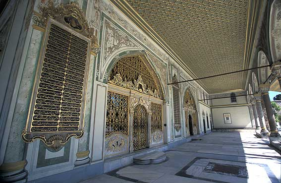 Topkapi saray - general information