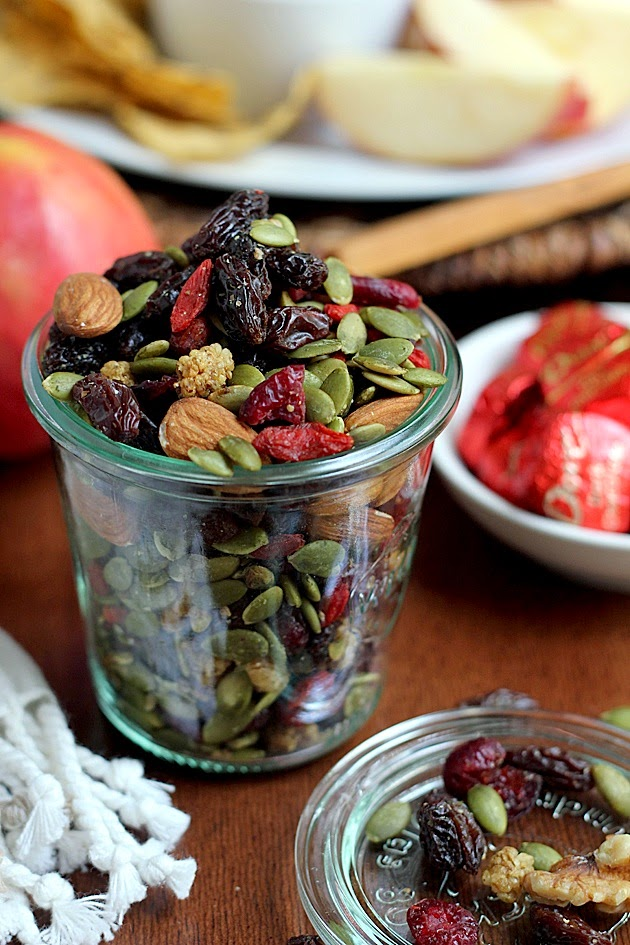 Healthy Workday Snacks | Savor Home