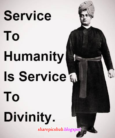 Service to humanity is service to god essay