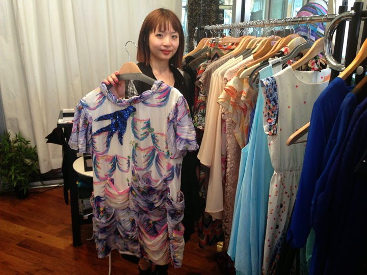 Motif Lover shop in Williamsburg, Brooklyn with Owner Terrisa Chen