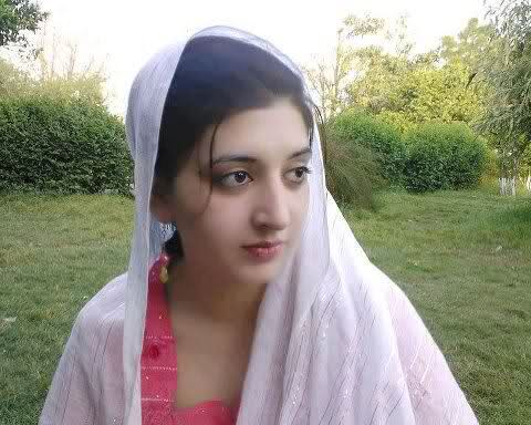 Cantiknya Cewek-Cewek Pakistan