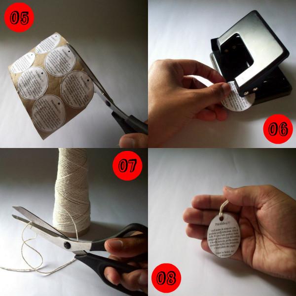 Atelier Wesley Felício, artesanato, diy, crafts, artes, tags, reciclagem com rolinho de papel higiênico, fácil de fazer, produtos artesanais,