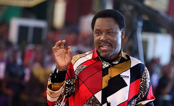 T.B JOSHUA: PRAY ACCORDING TO HIS WILL