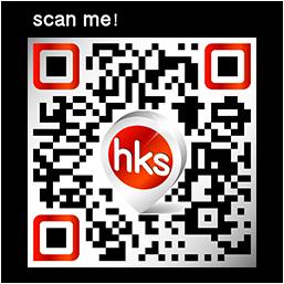 hks logo+QR