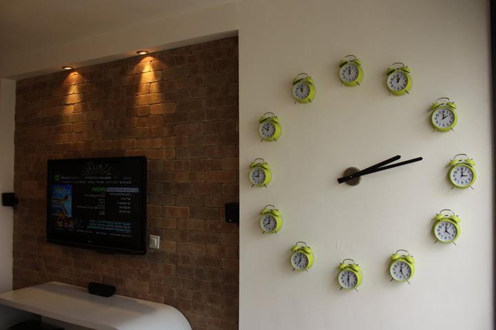 Casa montada n o perca tempo fa a seu rel gio de parede - Relojes de cocina modernos ...