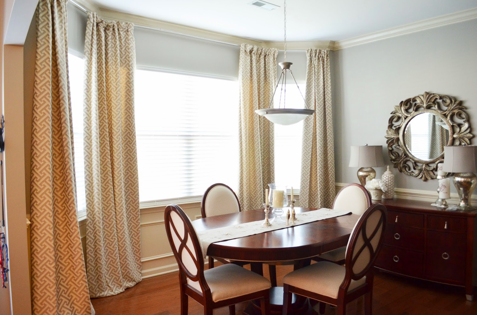 Dining Room Lighting Options