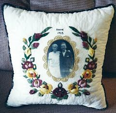 Oma and Opa Marriage Pillow 2