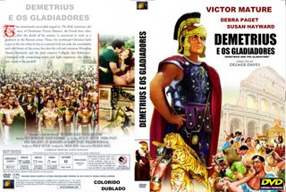 DEMETRIUS E OS GLADIADORES
