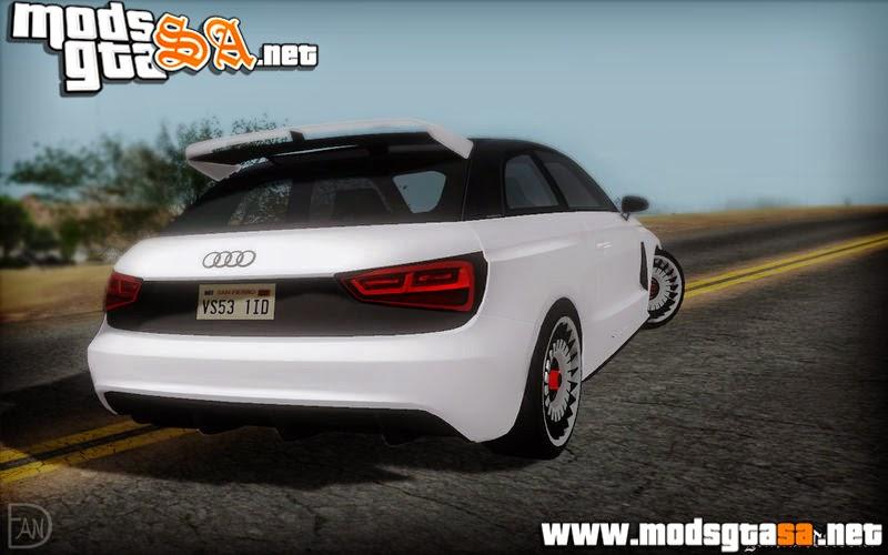 SA - Audi A1 Clubsport Quattro