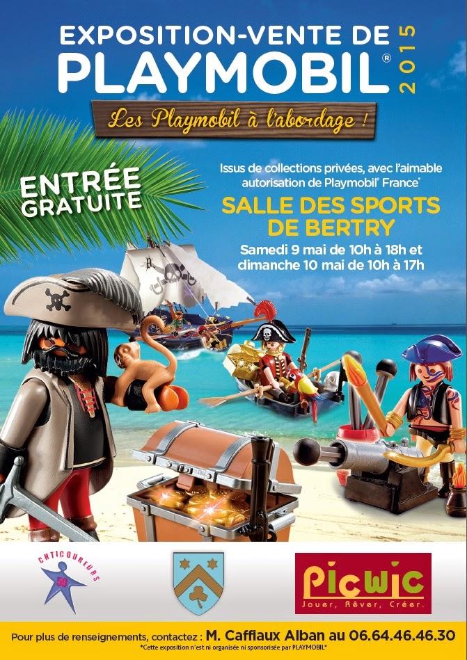 Expo-vente Bertry, 9 et 10 mai 2015