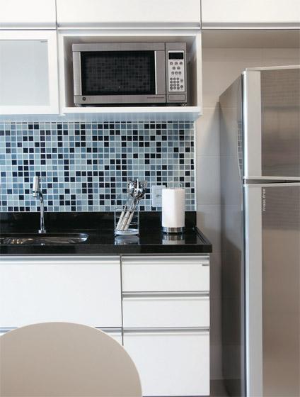 Espa os pequenos apartamento de 60m2 casa com moda for Diseno de apartamento de 60m2