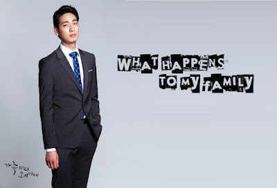 Biodata Pemain Drama What Happens to My Family