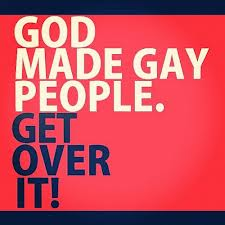 GAY PRIDE | Some instant theology ...