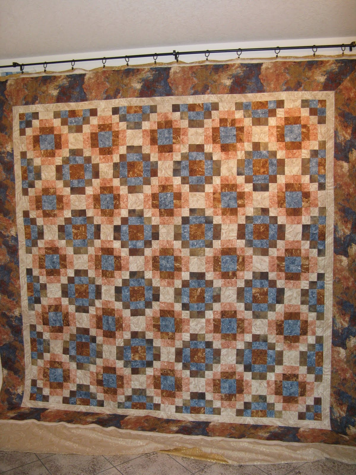 Quilt Patterns For Stonehenge Fabric : Country Garden Quiltworks: Northcott Stonehenge Fabrics