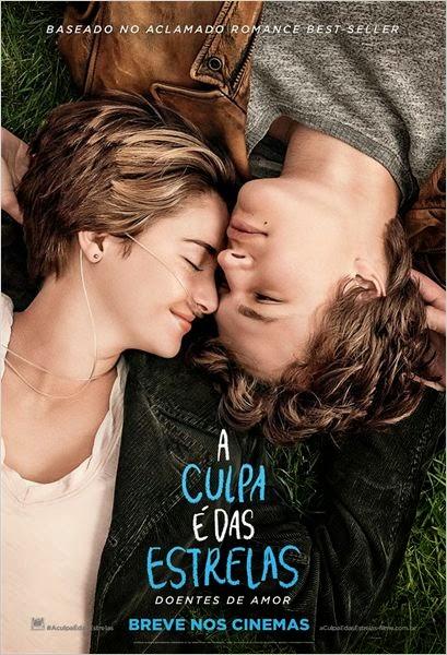 Filme A Culpa É Das Estrelas Dublado AVI BDRip