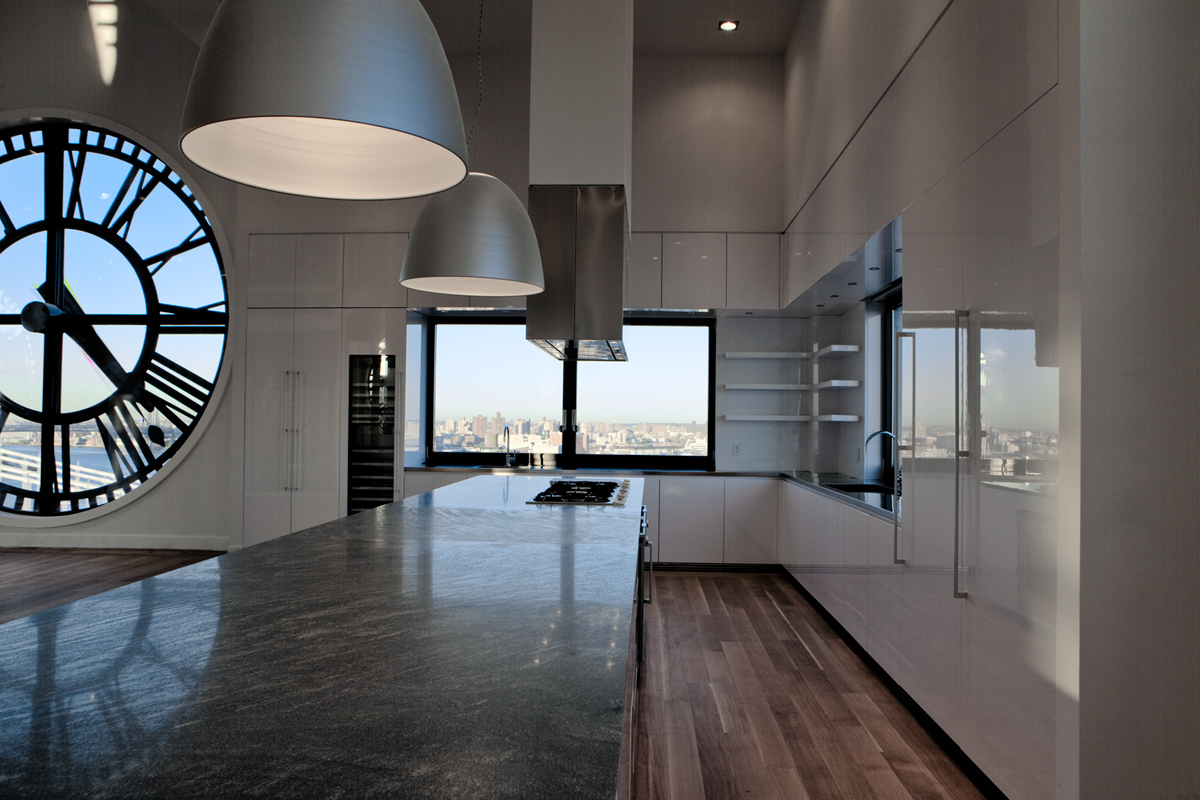An Extravagant Design of Clock Tower Penthouse - Home Design ...