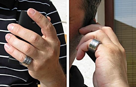 best finger watch beautiful ring clock finger size