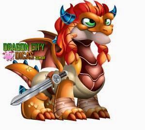 Dragão Espada da Coragem
