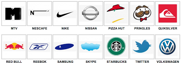 Logo Quiz App Level 1 Answers