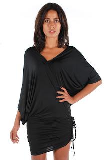 afrodit 2013 yılı siyah elbise modeli