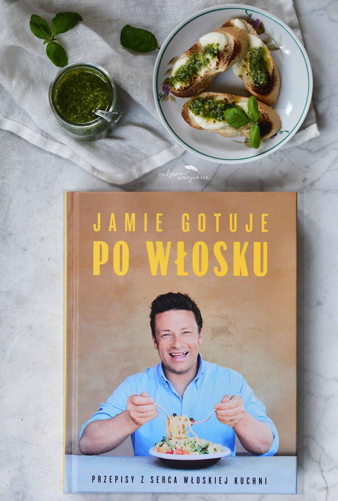 Recenzja Książki Jamie Gotuje Po Włosku Jamie Oliver