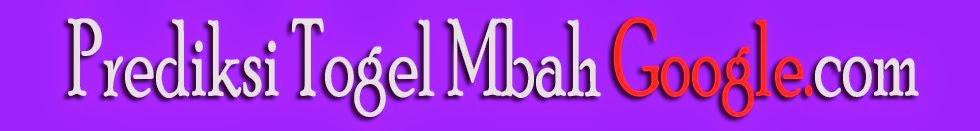 PREDIKSI TOGEL MBAH GOOGLE
