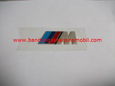 Emblem Metalic Small BMW