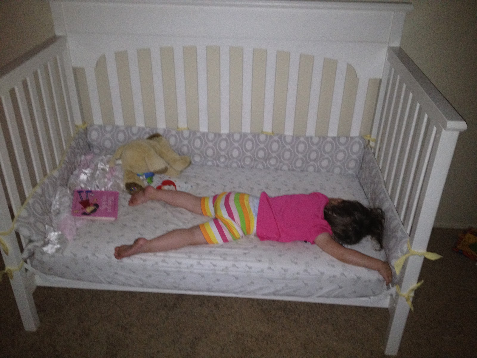 the crazy adventures of robby and angee toddler bed. Black Bedroom Furniture Sets. Home Design Ideas
