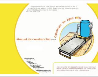 Complementario Al Taller Formas De Aprovechamiento De La Energia Solar