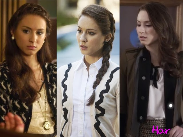 stocking cap weave hairstyles : PRETTY LITTLE LIARS STYLE GUIDE: SPENCER HASTINGS