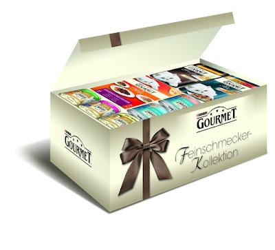 GOURMET Feinschmecker-Kollektion / Foto: Purina Gourmet
