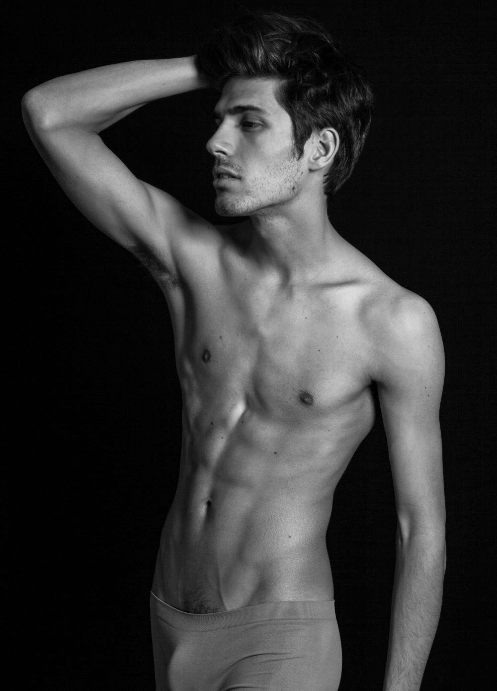 5. Quentin Bruno;  French, Singer, Dancer, Actor, model.