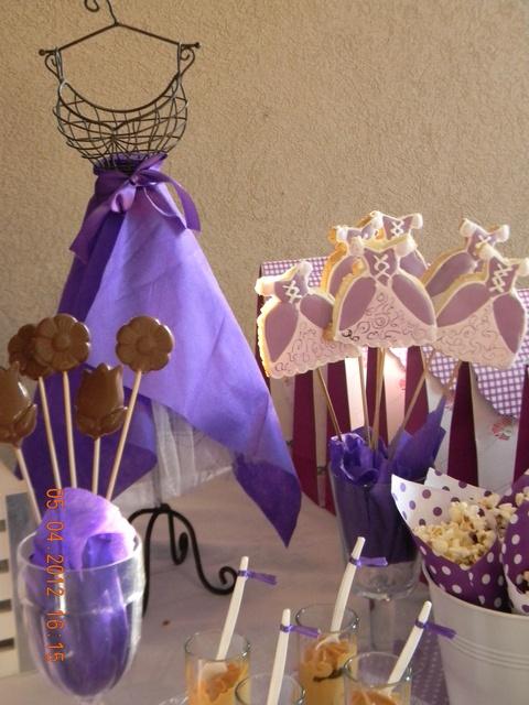 Decoracion De Rapunzel Para Fiestas Infantiles ~ de Fiestas Infantiles de Enredados  Rapunzel  Tangled  Decoracion