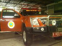 Pengambilan dan Pengecekan Isuzu D Max B 9723 PS Surabaya